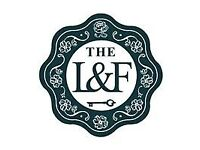 Assistant Management (Full Time) The Lost & Found, Birmingham
