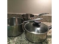 Cooking Pans - Stainless Steel