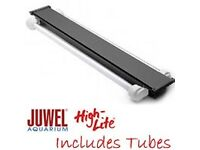 Jewel Lido HI LITE Brand New Never Used Light Unit with Tubes 60cm Long.