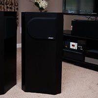 Bose 401 Floor Standing Speakers