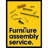Furniture assembly help service