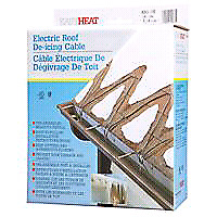 80ft de-icing cable