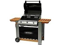 Outback 3 burner gas barbecue