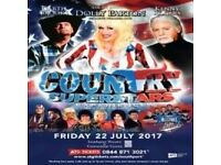 COUNTRY SUPERSTARS EXPERIENCE, SOUTHPORT CONVENTION CENTRE