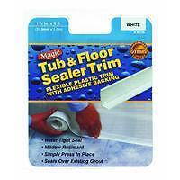 3 Pk White Magic American Floor & Bathtub Sealer Stripping 1 1/4 X 5' Mc306t