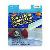 3 Pk White Magic American Floor & Bathtub Sealer Stripping 1 1/4 X 5' Mc306t