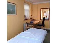 Treatment Rooms & Studio to Rent
