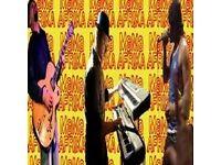 MAMA AFRIKA + MANZANA TROPICAL + GYPSY BOX + DJ CAL JADER