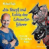 Michael-Ende-034-Jim-Knopf-und-Lukas-der-Lokomotivfuehrer-034-6-CDs-ungekuerzt-neu-OVP