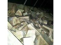 Hardwood Fire Logs