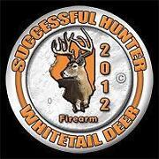 Illinois Deer Pin