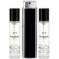 Chanel No. 5 Eau Premiere 20ml Refillable de Parum Purse Spray with 2x Refills f