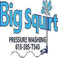 Big Squirt Pressure Washing