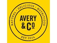 AVERY & Co: Manager and supervisors required for busy Dundee Restaurant