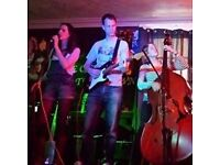 Double bass player wanted for blues/soul band
