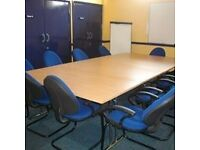 Meeting Room Hire By The Hour