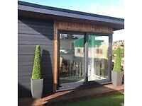 Garden Rooms- Sheds, Home Office, Home Business or Dream Space
