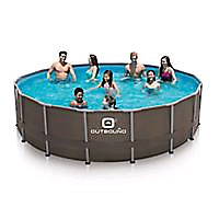 16' round above ground pool