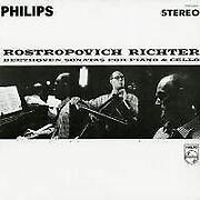 Rostropovich Richter Beethoven