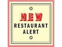 IMMEDIATE START -New Restaurant - Waiters, Chefs, Kitchen Assistants, Barmen & Restaurant Support.