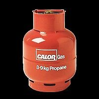 3.9 propane gas bottle empty ideal spare
