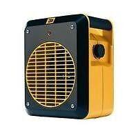 JCB 3 KW Heavy Duty Upright Electric Fan Heater