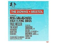 2x Tickets to Bristol Downs Festival £80 for both