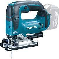 makita brushless jigsaw and 5amp battery Hornsby Hornsby Area Preview