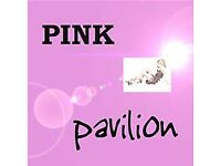 pink pavilion:music for free, £10 album, called 'album 7' from the methodist,