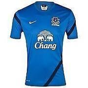 Everton Training