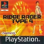 [Playstation 1] Ridge Racer Type 4