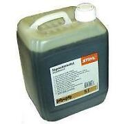 Stihl Chainsaw Oil