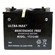 12V 10AH Motorcycle Battery