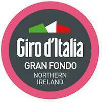 GRAN FONDO ENTRY 2017 (PLUS SIZE M JERSEY)