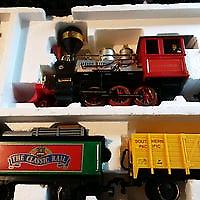 Echo toys classic rail train set