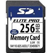 256MB SD Card