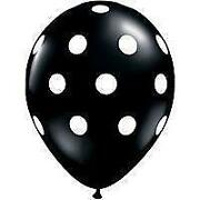 Polka Dot Latex Balloons