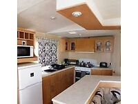 STATIC 8 BERTH CARAVAN TO RENT IN EAST MERSEA ISLAND
