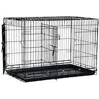 Cage pour chiens avec séparateur +10% rabais