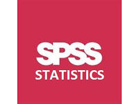 Help for Data analysis, SPSS Statistical analysis, MINITAB, Excel, NVIVO analysis