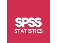 Help for Data analysis, SPSS Statistical analysis, MINITAB, Excel, NVIVO analysis