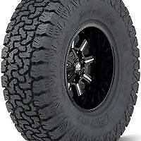 AMP PRO 285/75r16 LT ------- FREE INSTALL ----logo winter all weather 4s 4saison 4season warranty 95000km