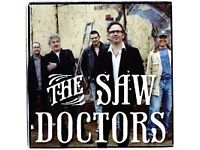 The saw doctors tickets x 2