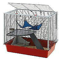The Furat cage is ideal for either Ferrets or Rats  USED ONCE