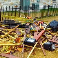 Construction & Demolition & Renovations Junk Removal