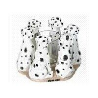 Circle of Dalmations, Dalmation circle candleholder, Dallies Oakville / Halton Region Toronto (GTA) image 3