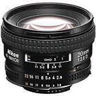 Nikon Camera Lenses 20mm Focal