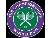 Men's Wimbledon Final Tickets x 2