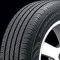 CONTINENTAL CONTIPRO CONTACT 215 60 16 SET OF 4 90%TRD $440