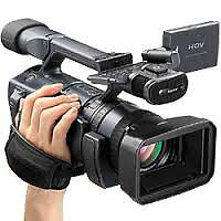 ATTENTION  VIDEOGRAPHERS .. Sony HDR FX1  only $1500